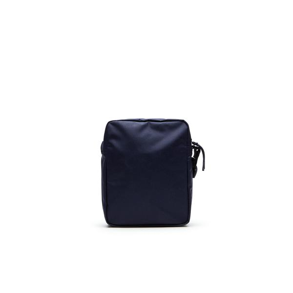 Lacoste Men's Neocroc Canvas Zip Bag