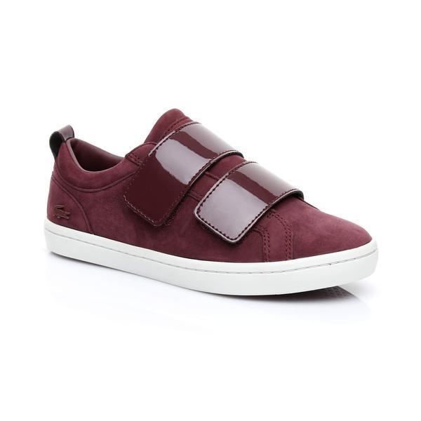 Lacoste Straightset Strap 318 1 Women's Sneakers