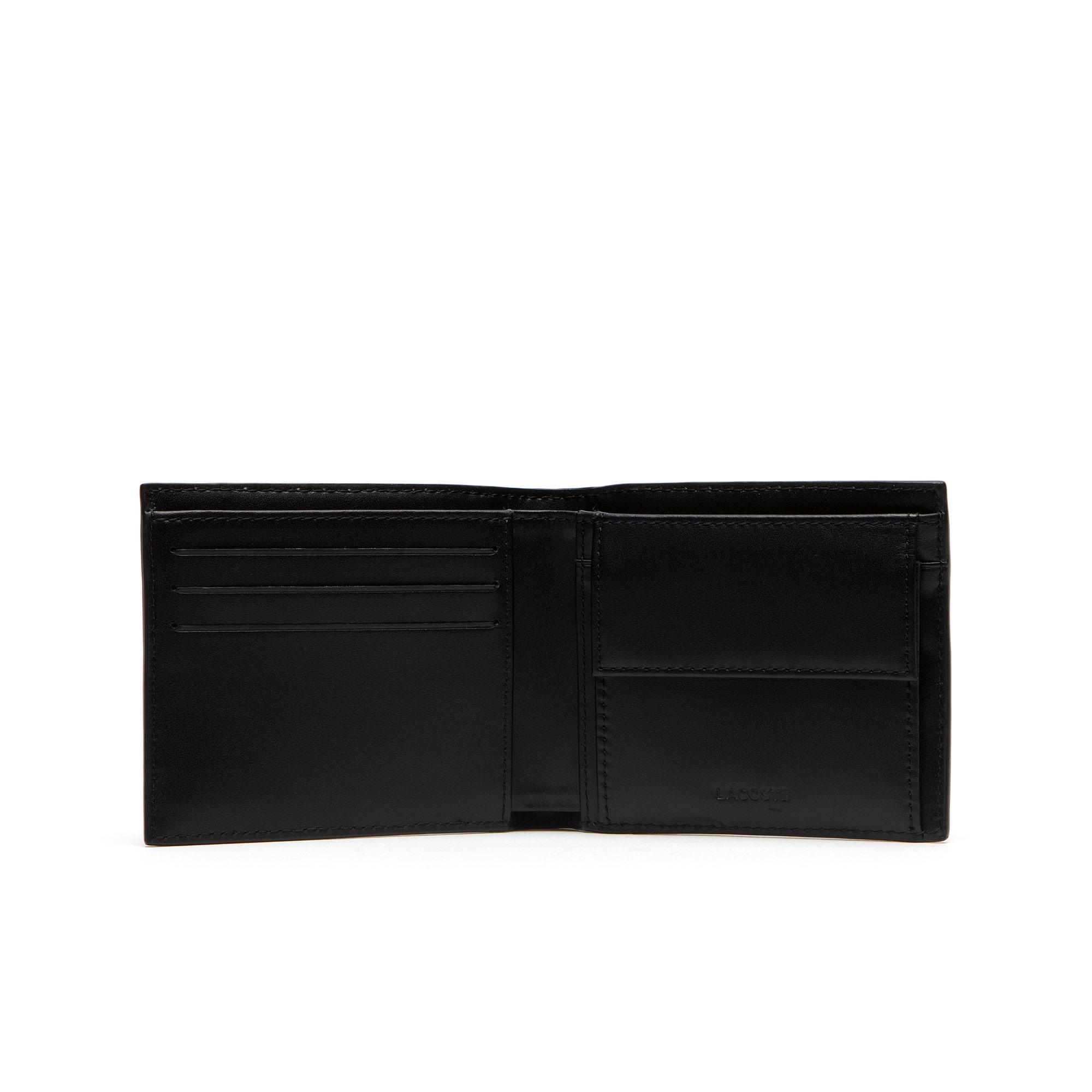 Lacoste Men's Fitzgerald Billfold İn Leather