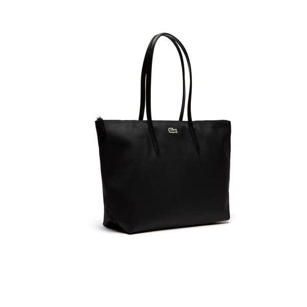 Lacoste Women's L.12.12 Concept Zip Tote Bag