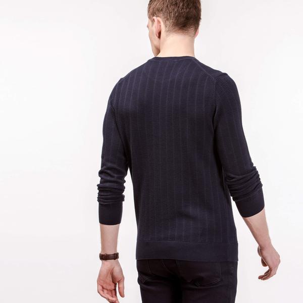Lacoste Men's Crew Neck Sweater
