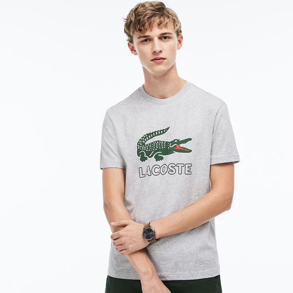 Lacoste Men's Tee-Shırt&Turtle Neck Sht