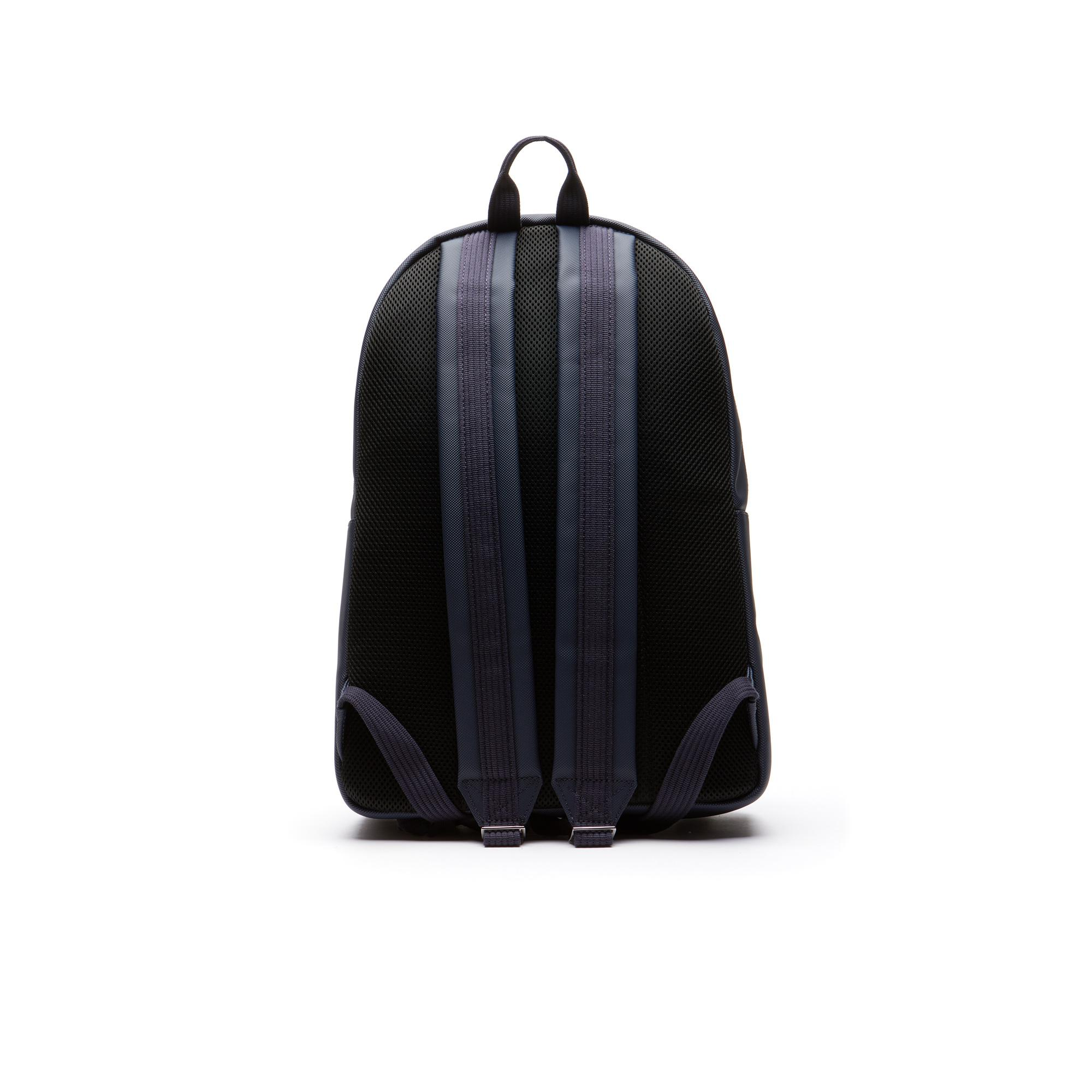 Lacoste Men's Classic Petit Piqué Backpack