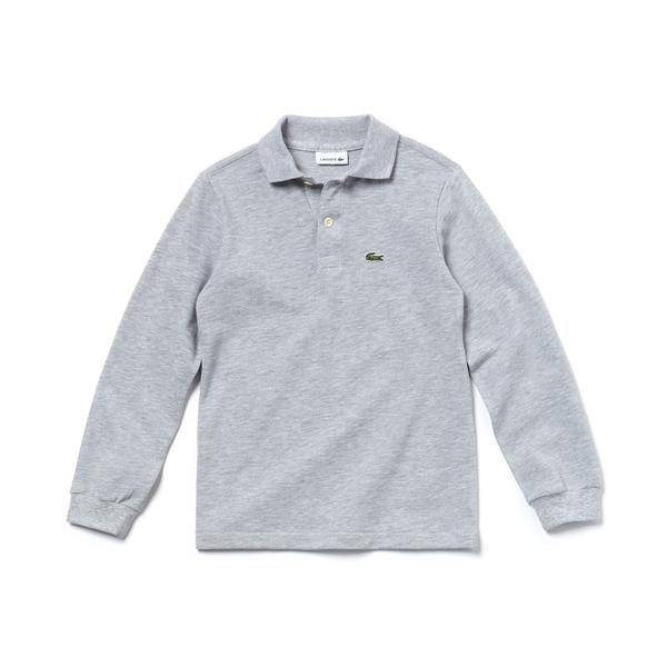 Lacoste Boys' Petit Piqué Polo Shirt