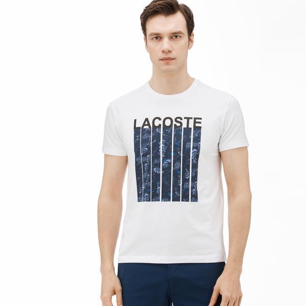 Lacoste Men's Slim Fit T-Shirt