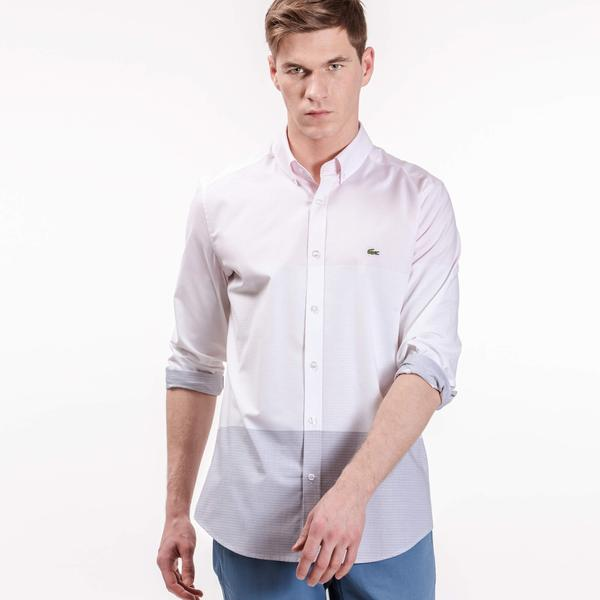 Lacoste Men's Slim Fit Shirt