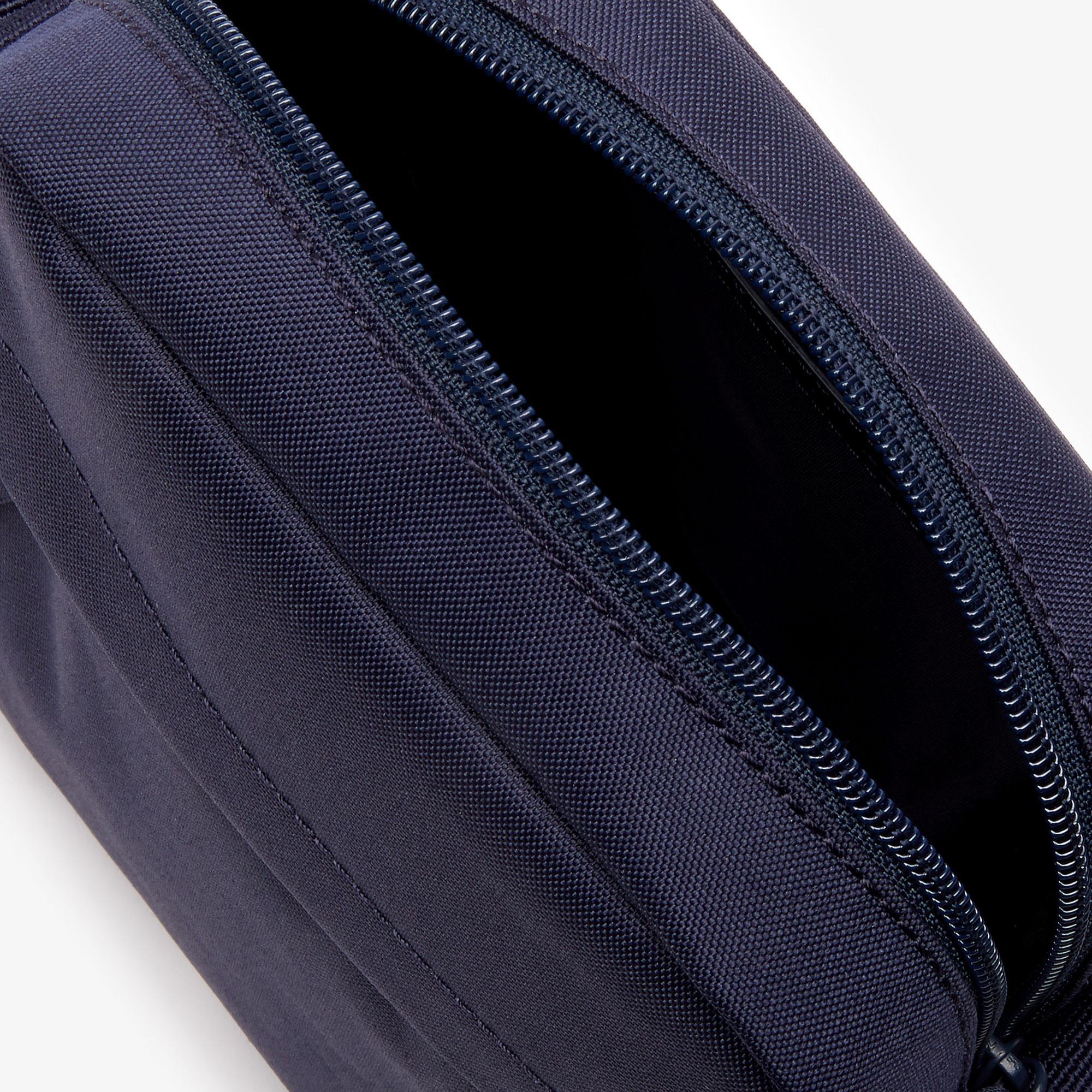 Lacoste Men's Neocroc Canvas Vertical All-Purpose Bag