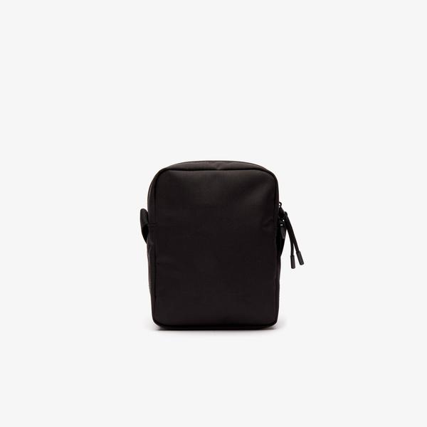 Lacoste Men's Neocroc Canvas Vertical All-Purpose Bag