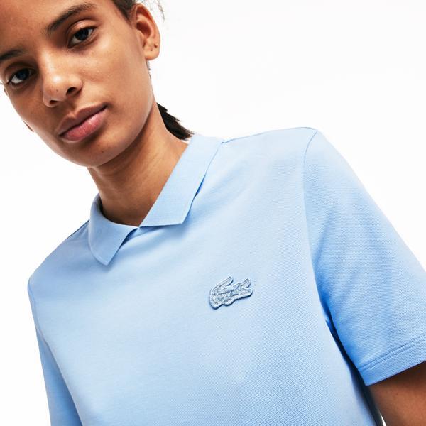 Lacoste Women's Short Sleeve Polo