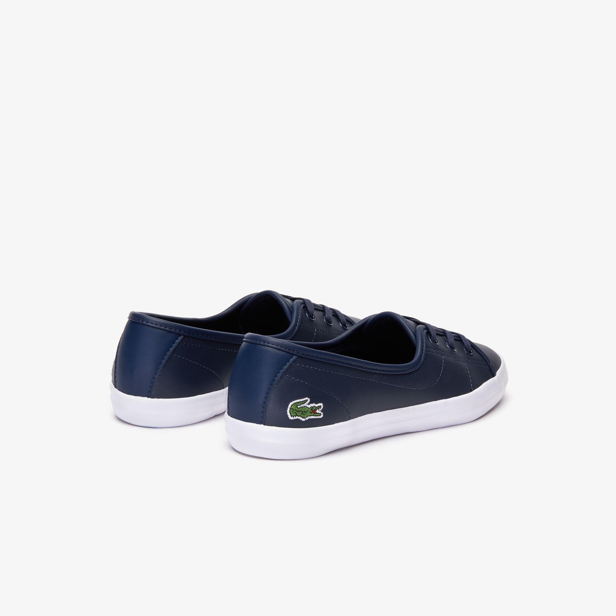 Lacoste Women's Ziane Chunky Leather Trainers