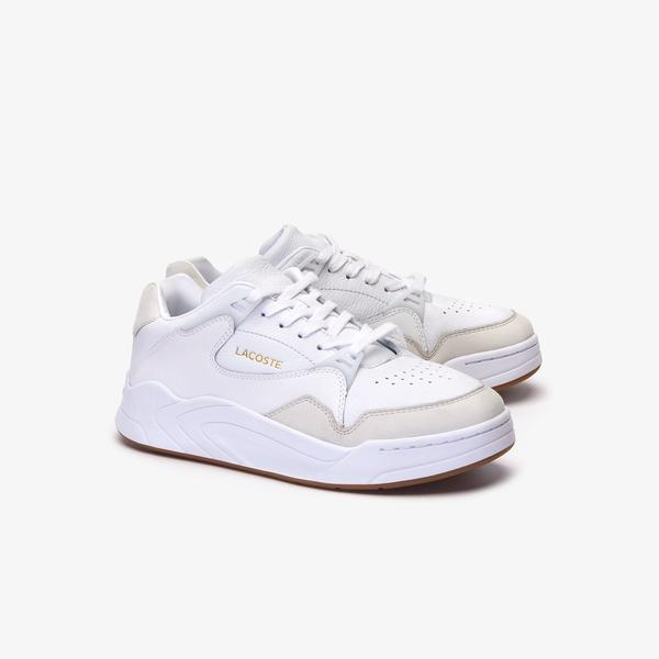 Lacoste Court Slam 319 1 Men's Leather Sneakers