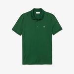 Lacoste Men's Slim fit Polo Shirt in stretch petit piqué