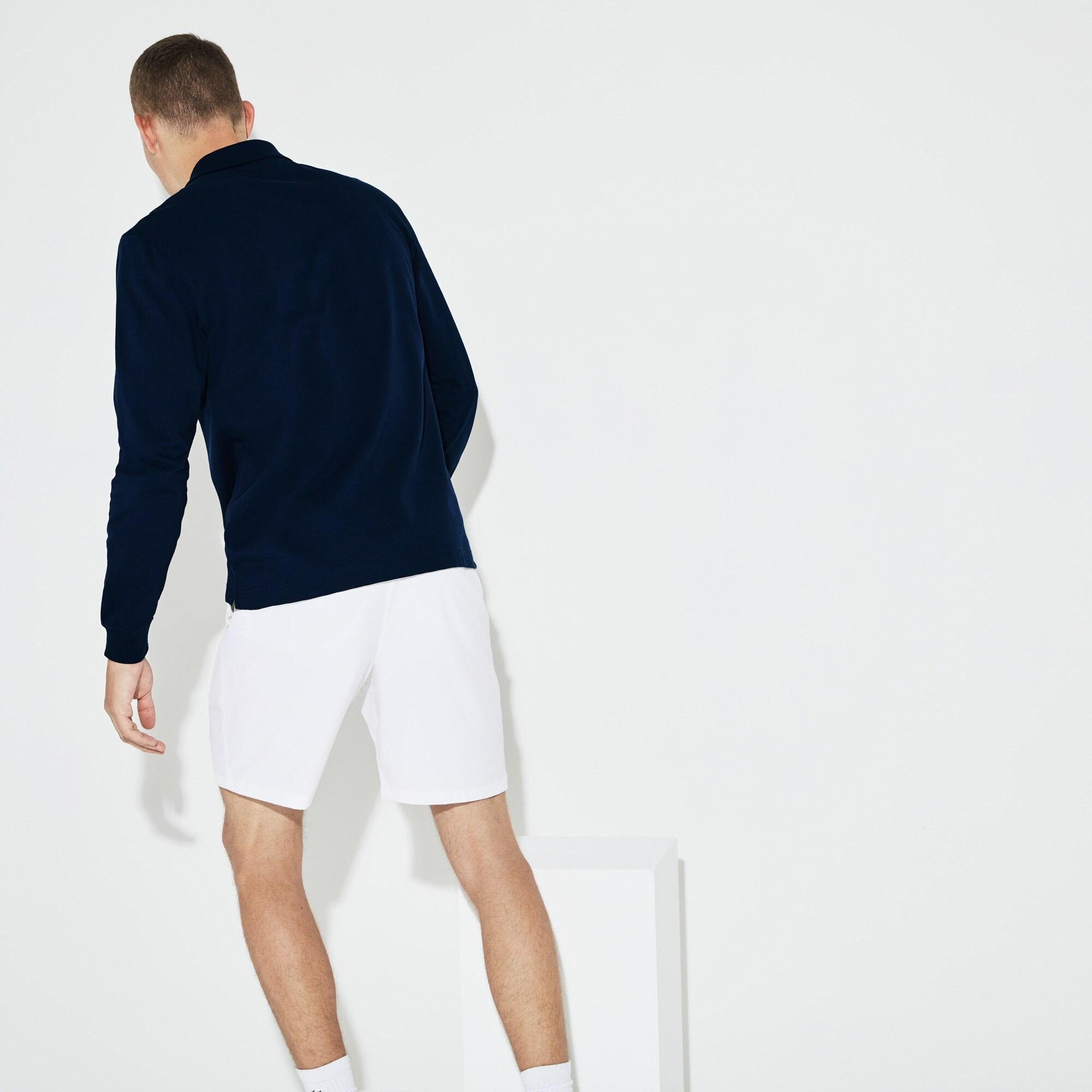 Lacoste Sport Men's Ultra-Light Cotton Tennis Polo