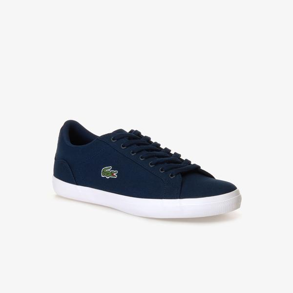 Lacoste Men's Lerond Canvas Trainers