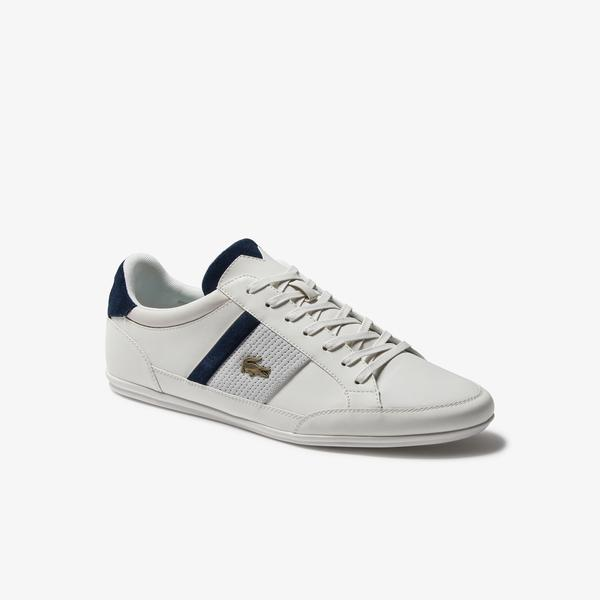 Lacoste Men's Chaymon 120 4 Cma Casual Leather Shoes