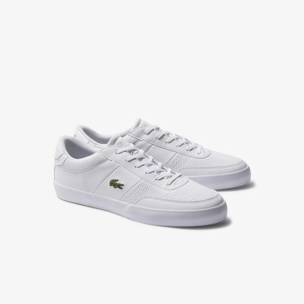 Lacoste Men's Court-Master 120 5 Cma Casual Leather Shoes