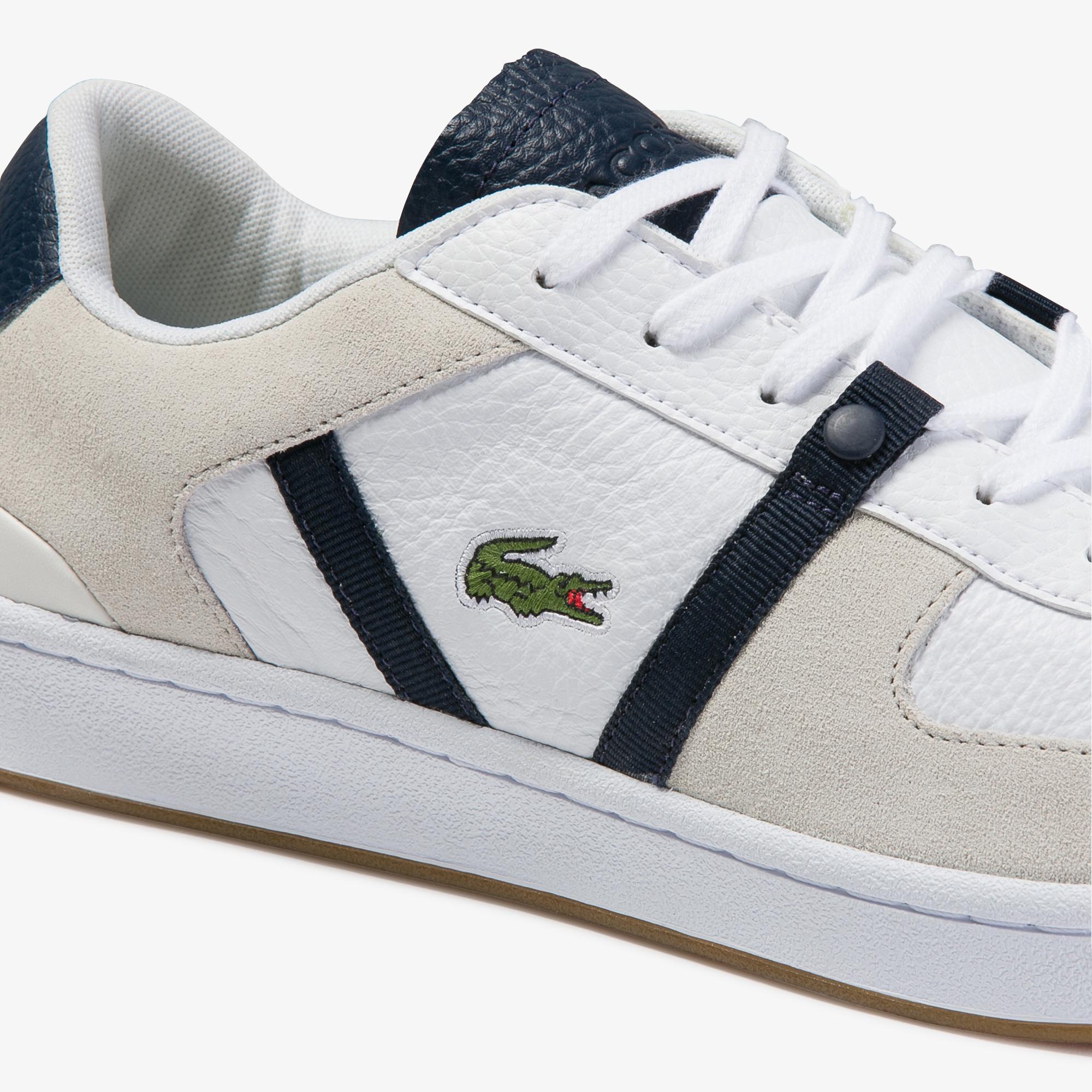 Lacoste Men's Splitstep 120 2 Sma Leather Sneakers