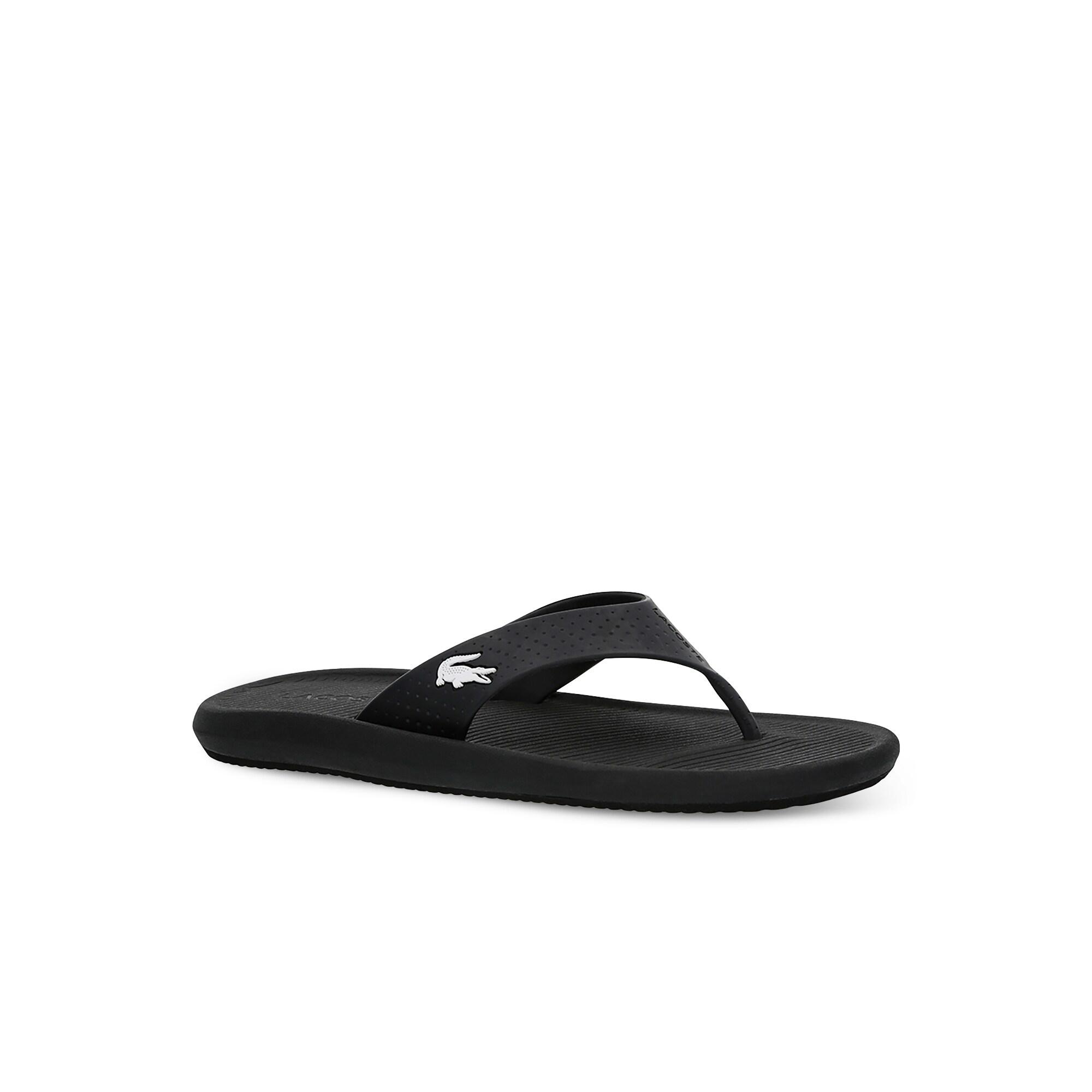 Lacoste Men's Croco Sandal 219 1 Cma Slippers