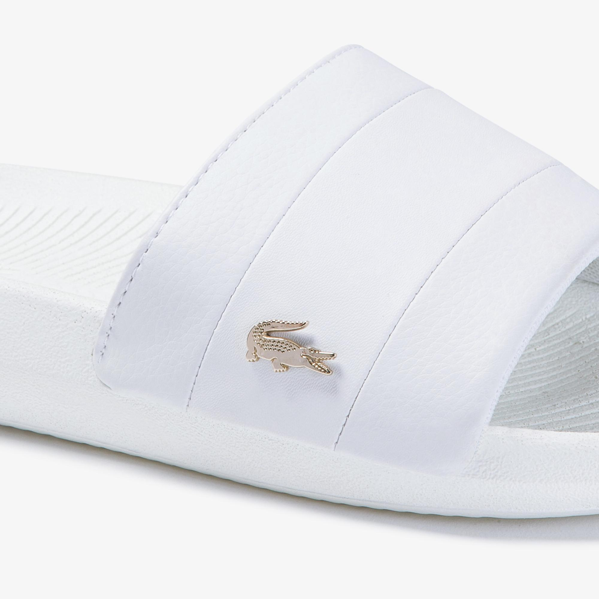 Lacoste Croco Slide 120 3 Us Women's Slippers