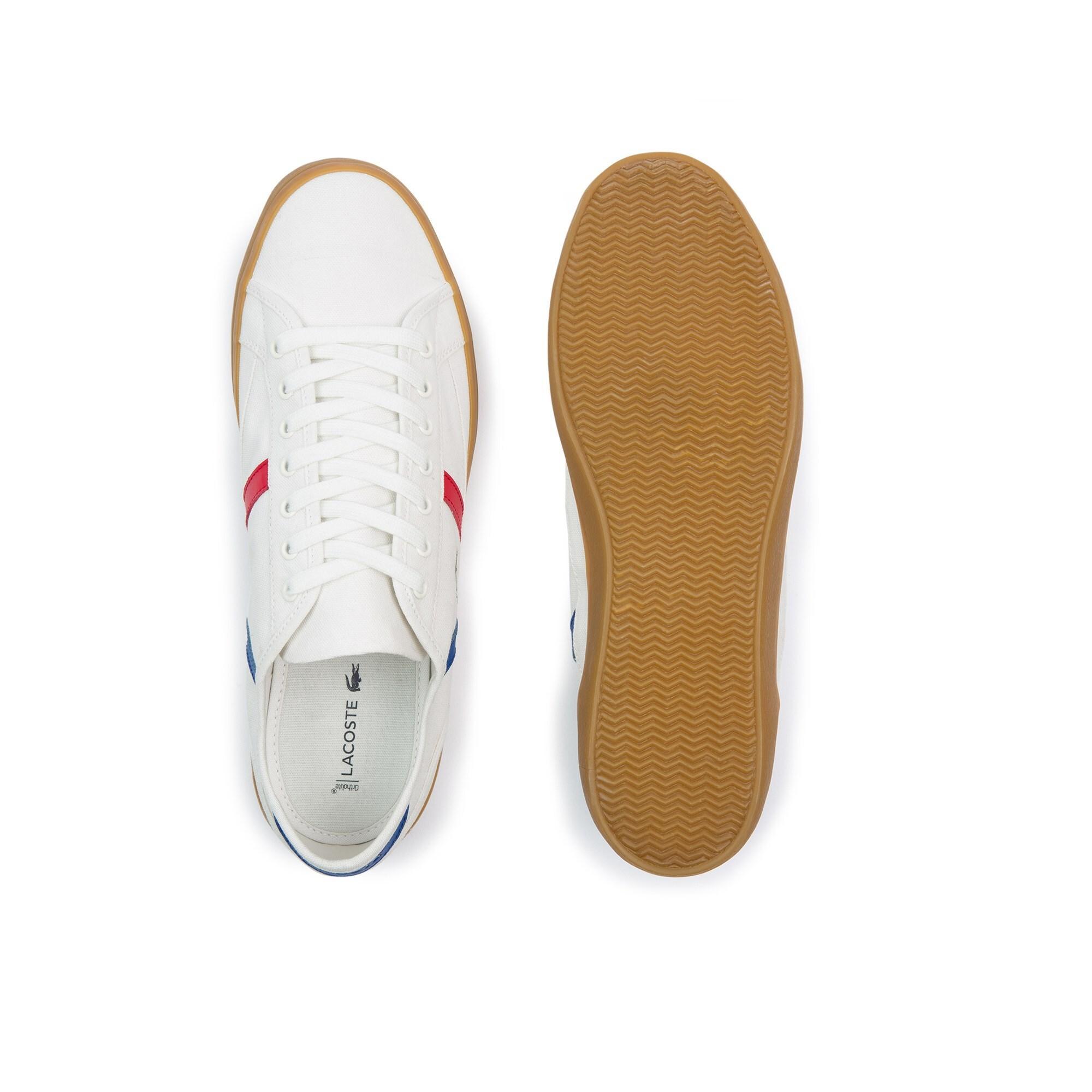 Lacoste Men's Sideline 119 2 Cma Leather Sneakers