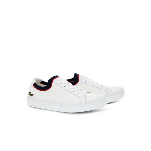 Lacoste Women's La Piquee 119 1 Cfa Leather Sneakers