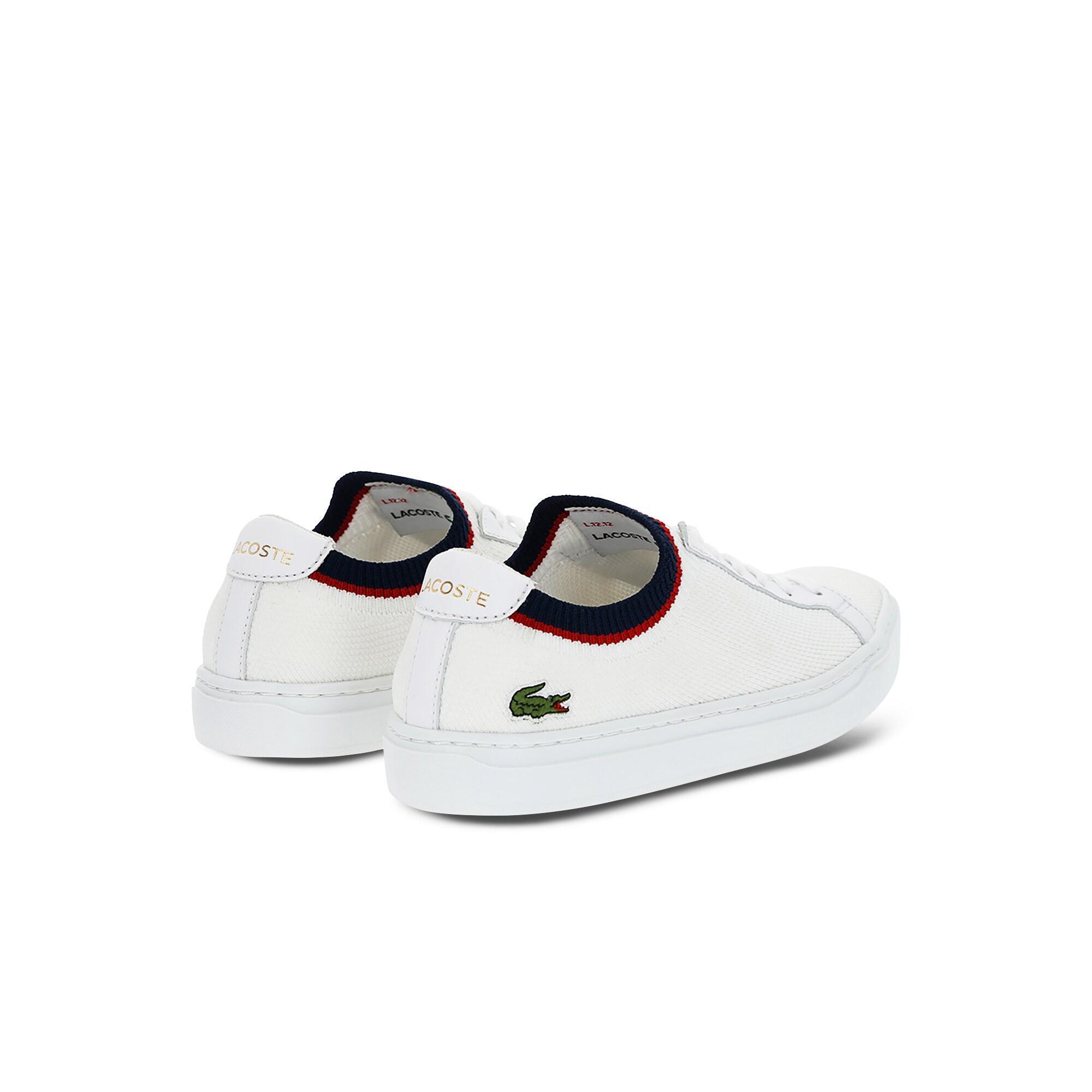 Lacoste Women's La Piquee 119 1 Cfa Leather Sneakers