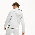 Lacoste Men's Motion Hooded Zip Sweatshirt