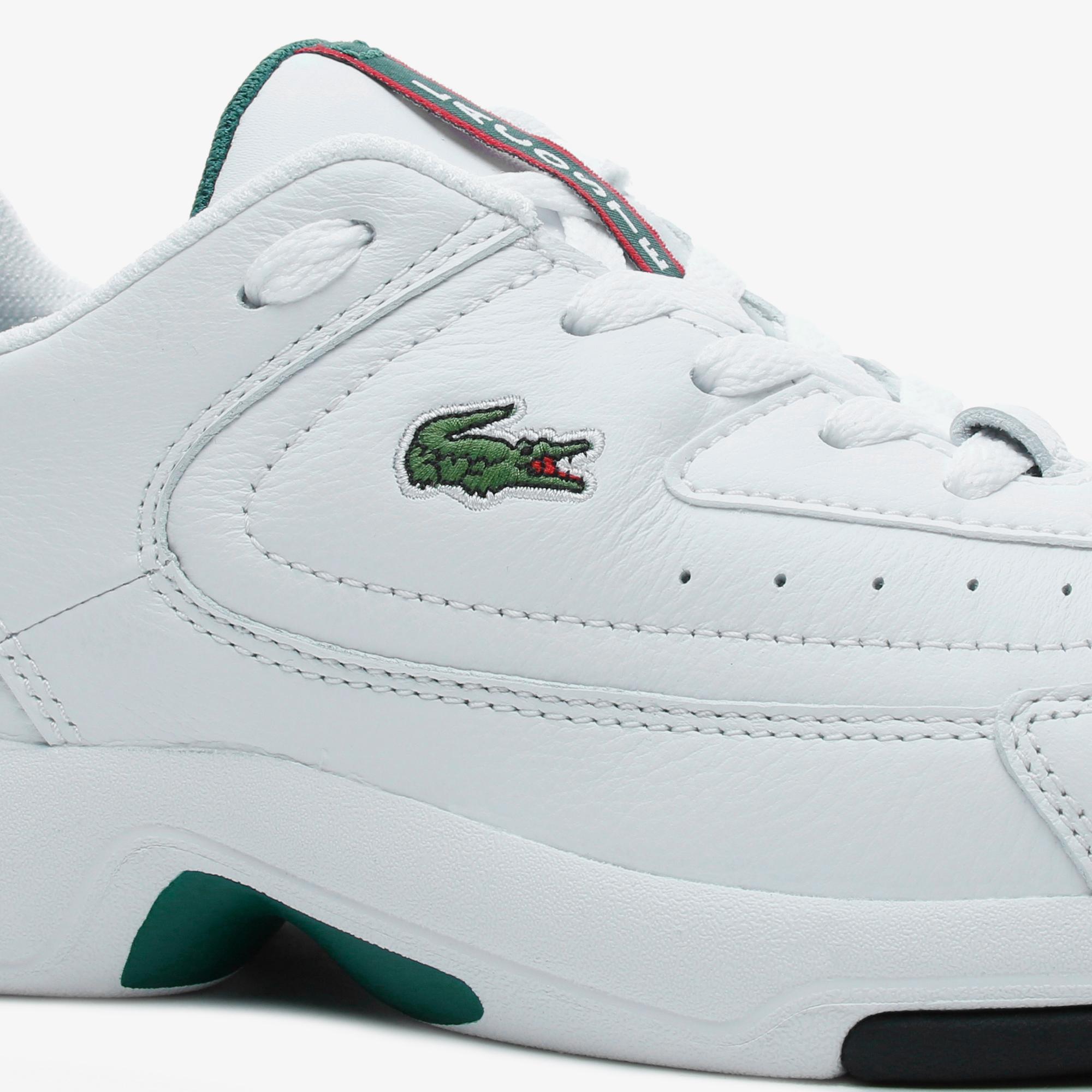Lacoste Men's V-Ultra Og Leather Sneakers