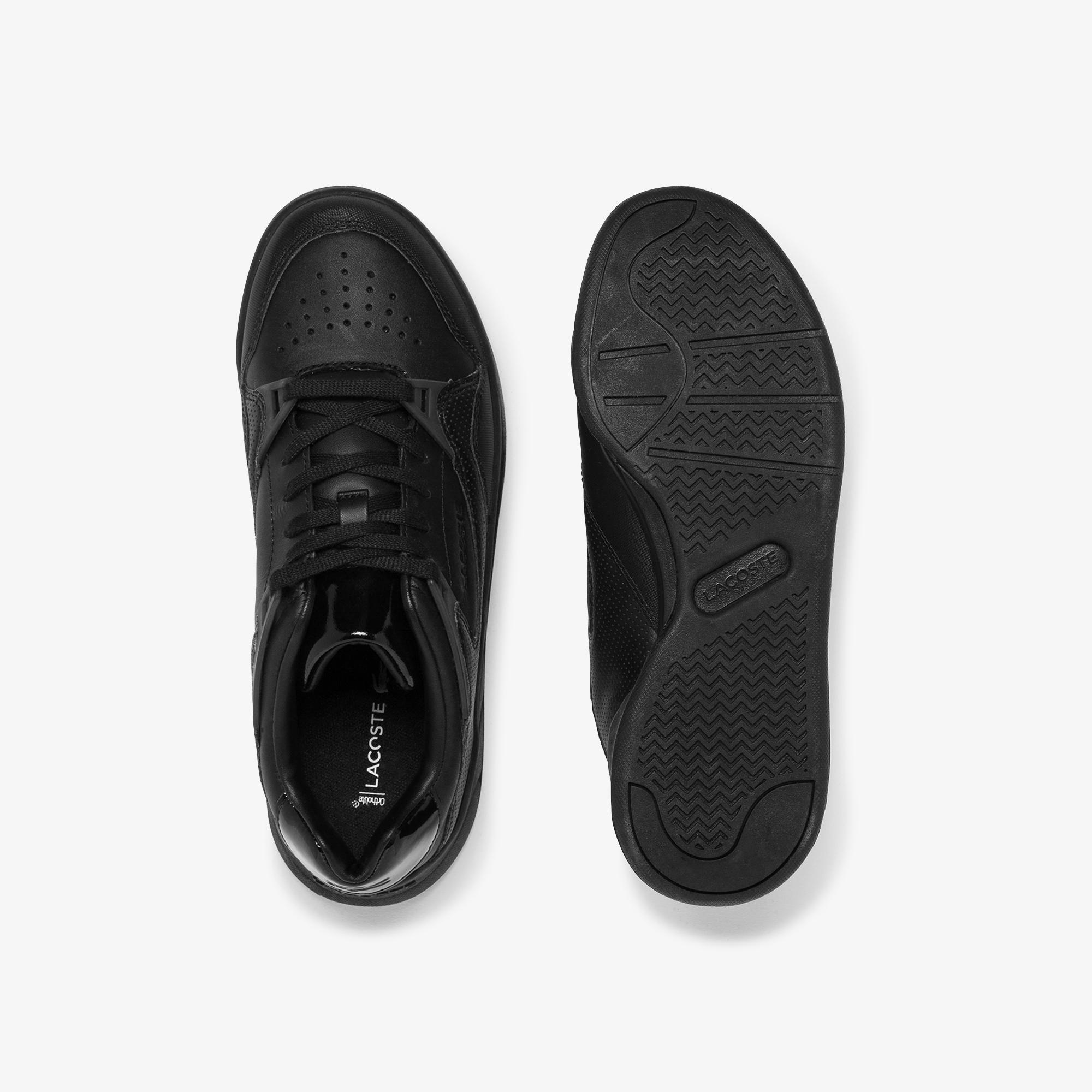Lacoste Women's Court Slam Tonal Leather Sneakers