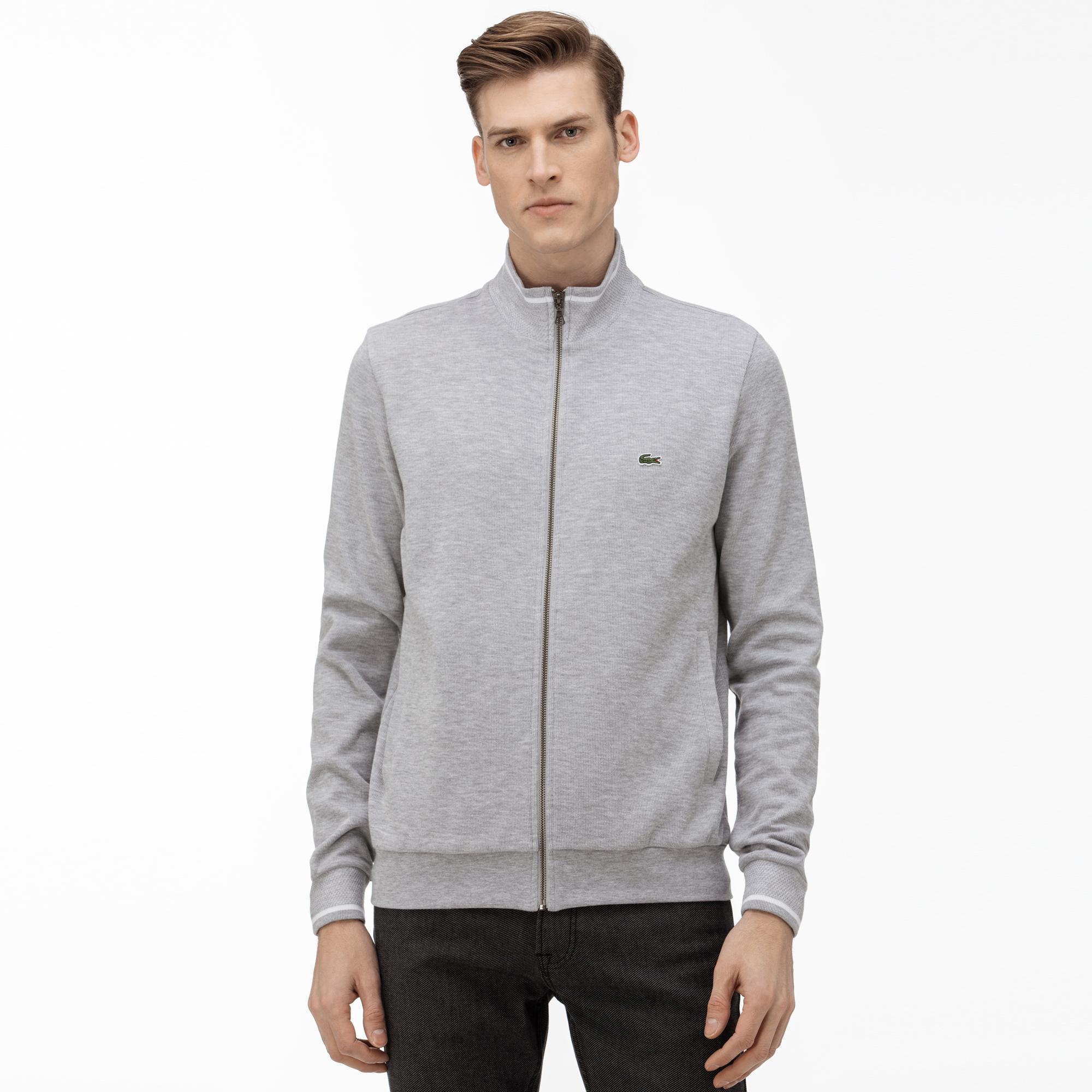 Lacoste Men's Zipped Sweater