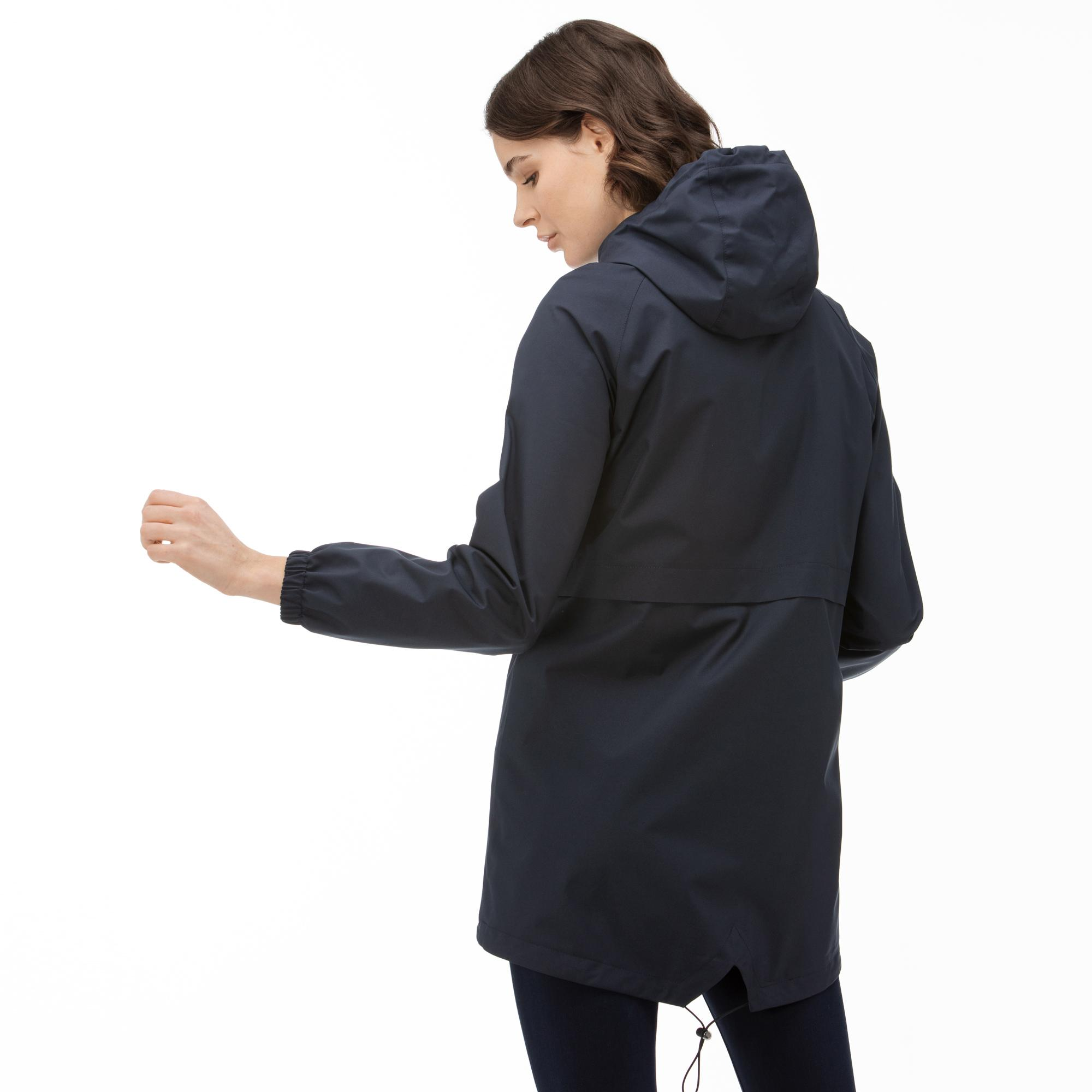 Lacoste Women's Hooded Jacket