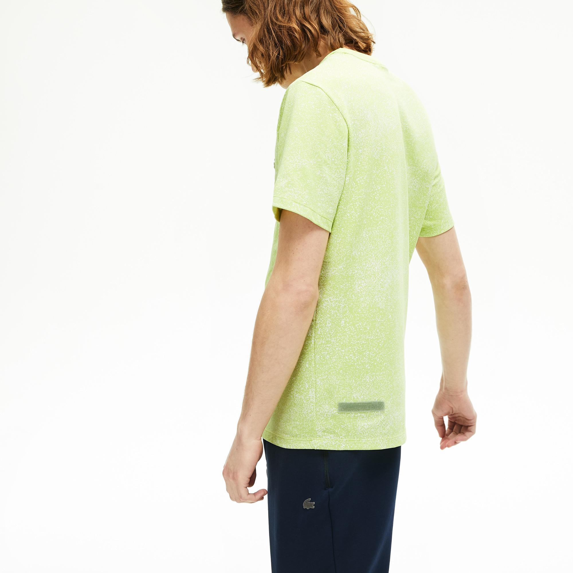 Lacoste Men's Motion Ultra-Light Crew Neck T-Shirt