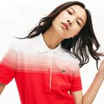 Lacoste Women's Made İn France Organic Cotton Piqué Polo