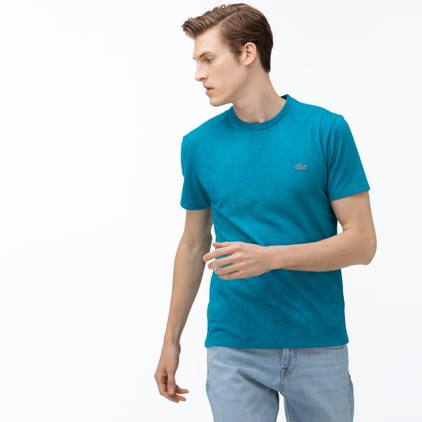Lacoste Men's Motion Ultra-Light Crew Neck T-Shirt