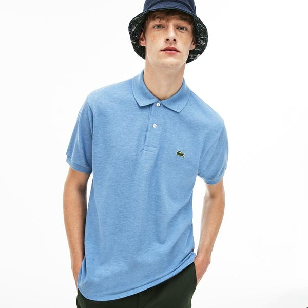 Lacoste Men's Marl L.12.64  Original Fit Polo