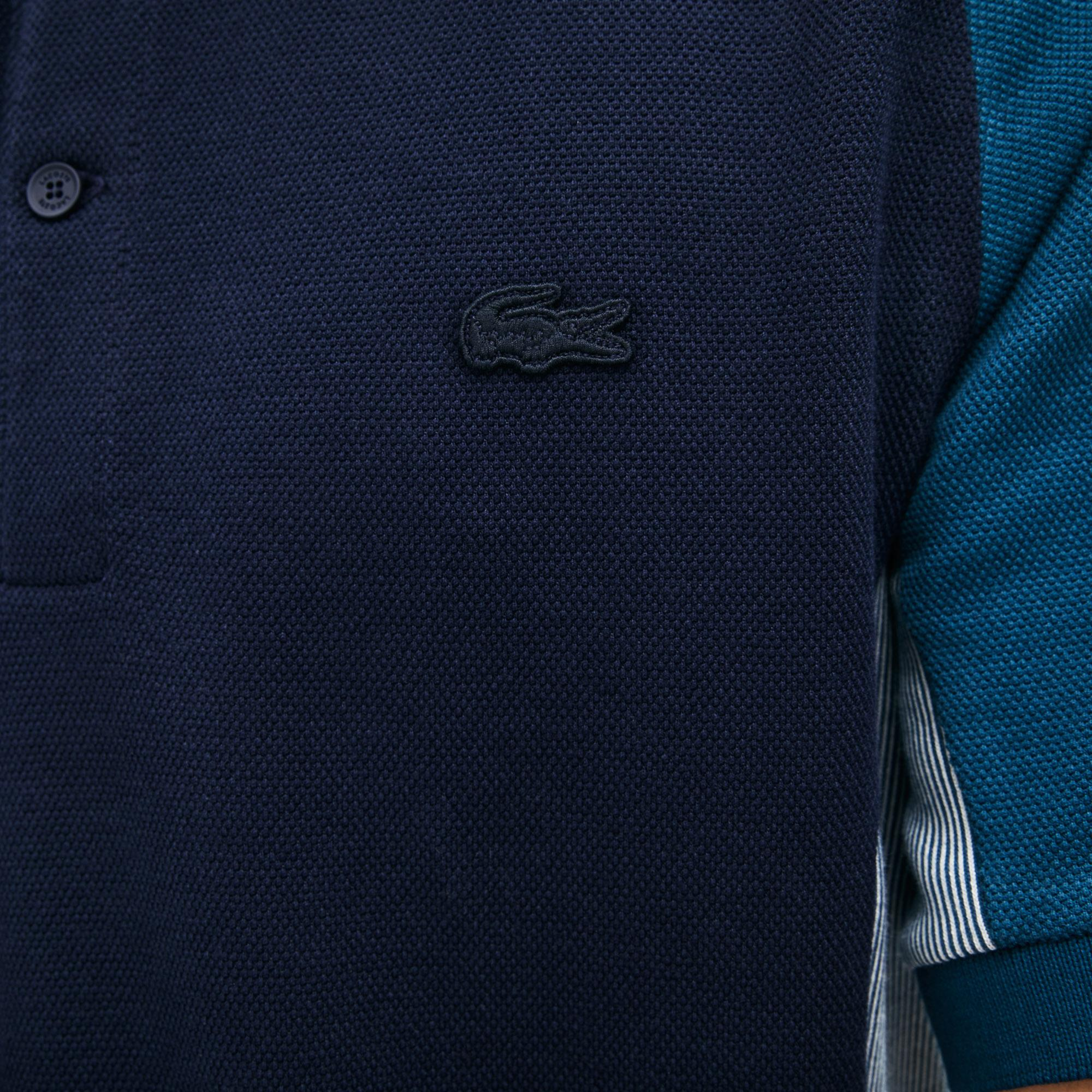 Lacoste Men's Colourblock Piqué Polo