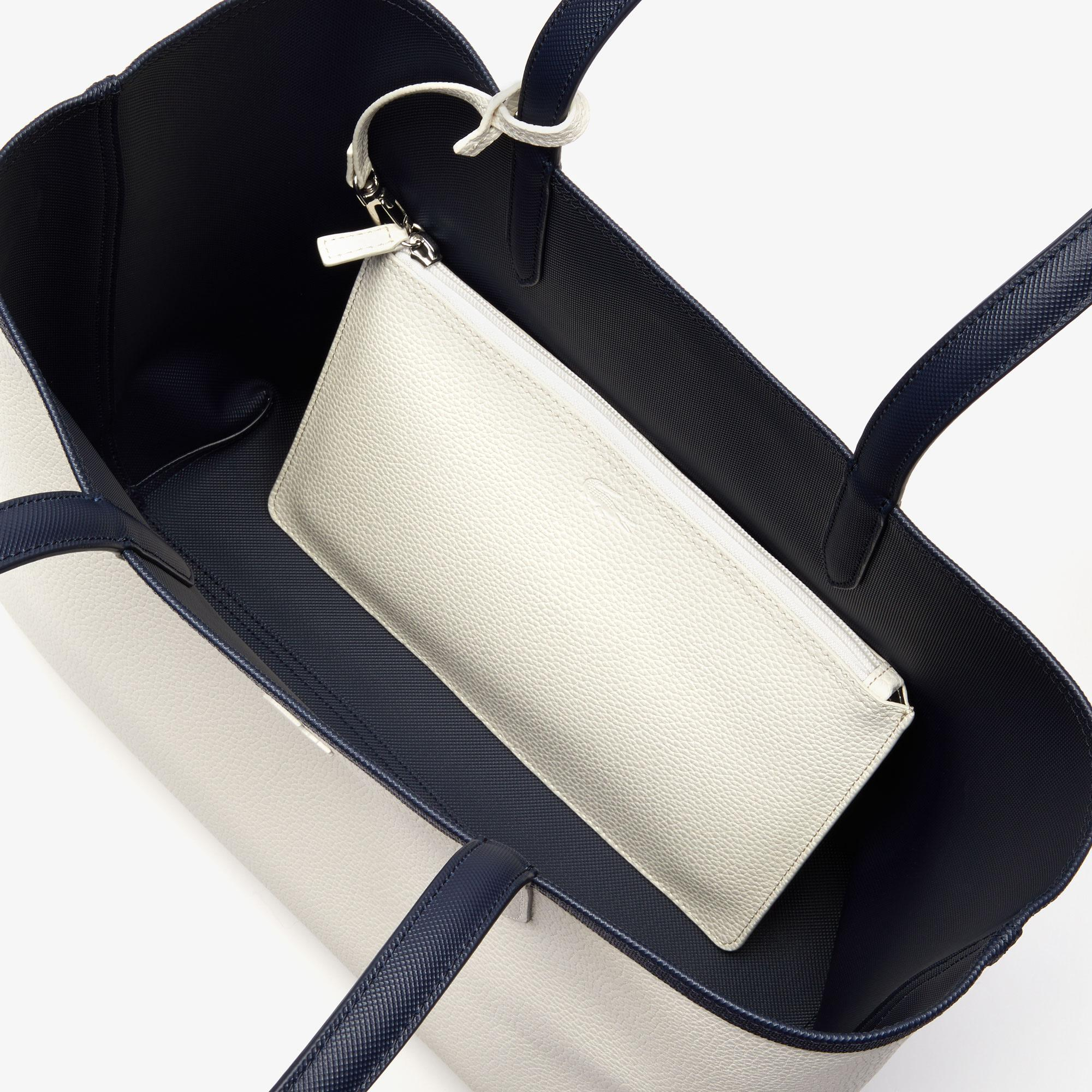 Lacoste Women's Anna Reversible Bicolour Tote Bag