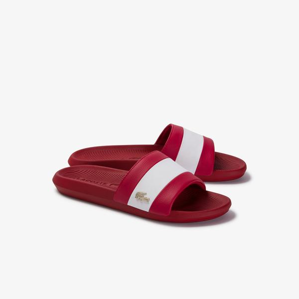 Lacoste Men's Croco Slide 120 3 Us Cma Slippers