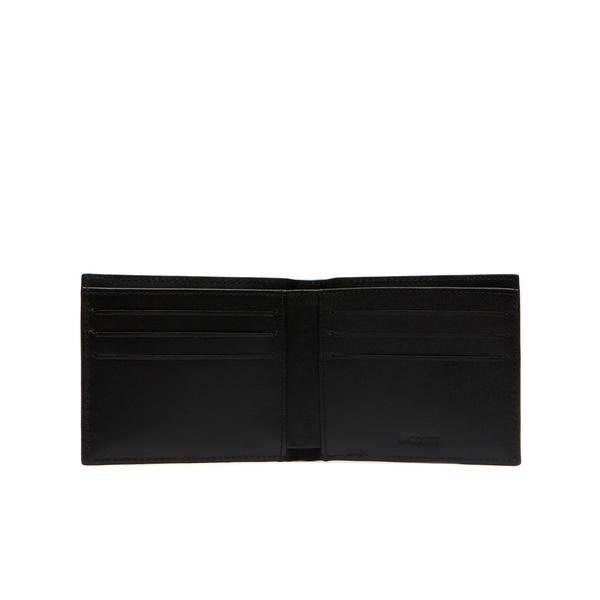 Lacoste Men's Fitzgerald Leather Six Card Wallet