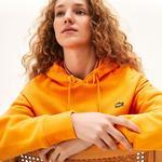 Lacoste Unisex LIVE Kangaroo Pocket Hooded Sweatshirt