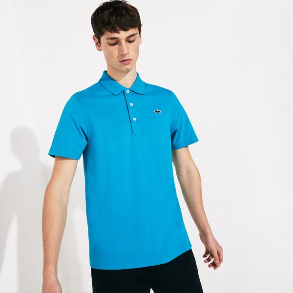 Lacoste Men's Sport Tennis Regular Fit Polo İn Ultra-Lightweight Knit