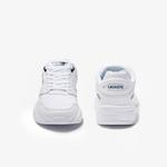Lacoste Women's Storm 96 Textile and Leather Sneakers