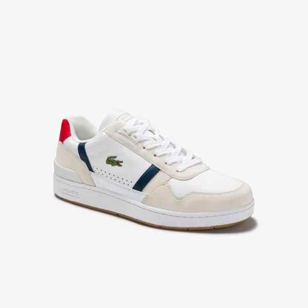 Lacoste Men's T-Clıp 0120 2 SMA Casual Shoes