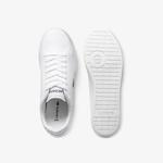 Lacoste Men's Carnaby Evo Textured Leather Sneakers