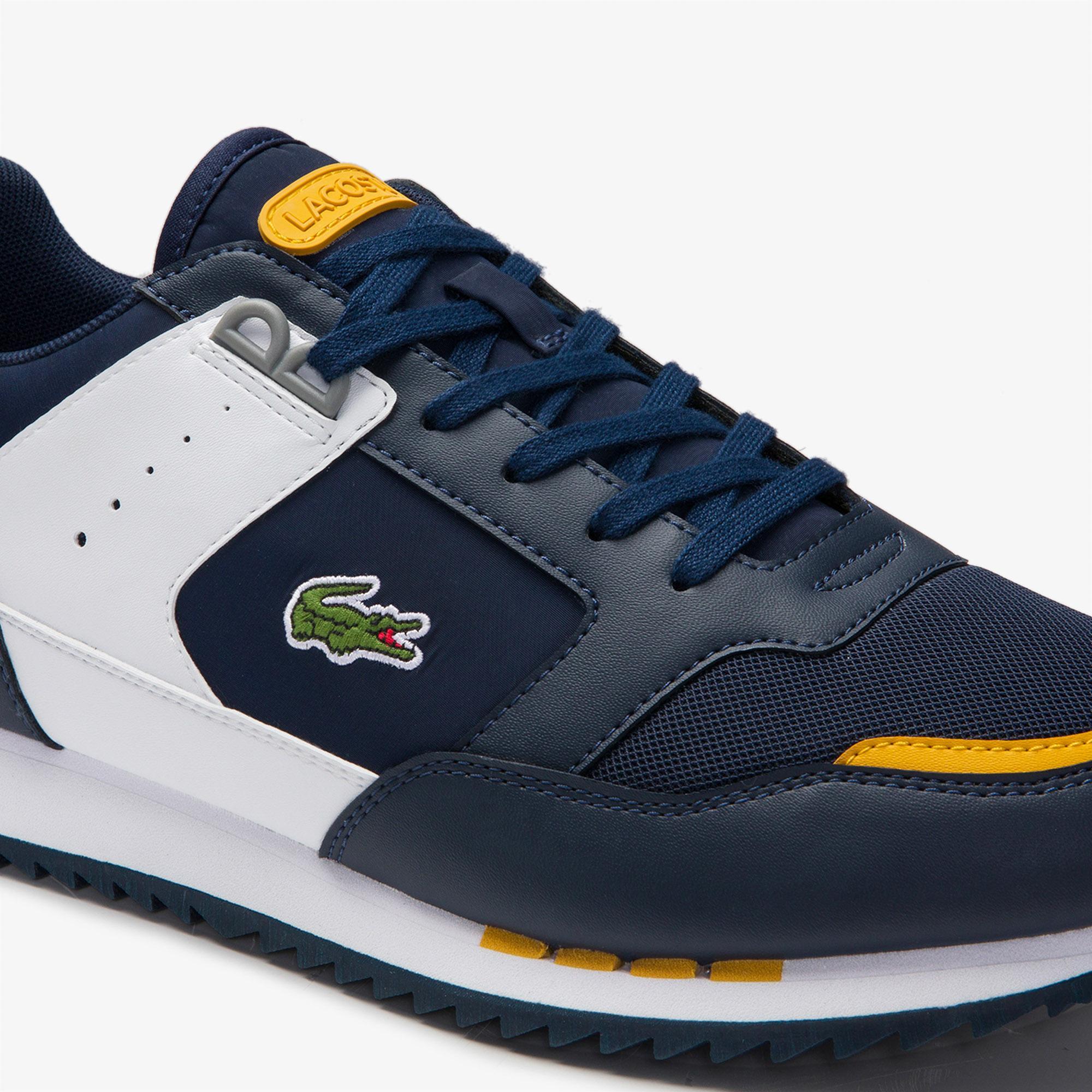 Lacoste Men's Partner Pıste 01201 SMA Sneakers