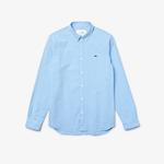 Lacoste Men's Slim Fit Stretch Oxford Cotton Shirt