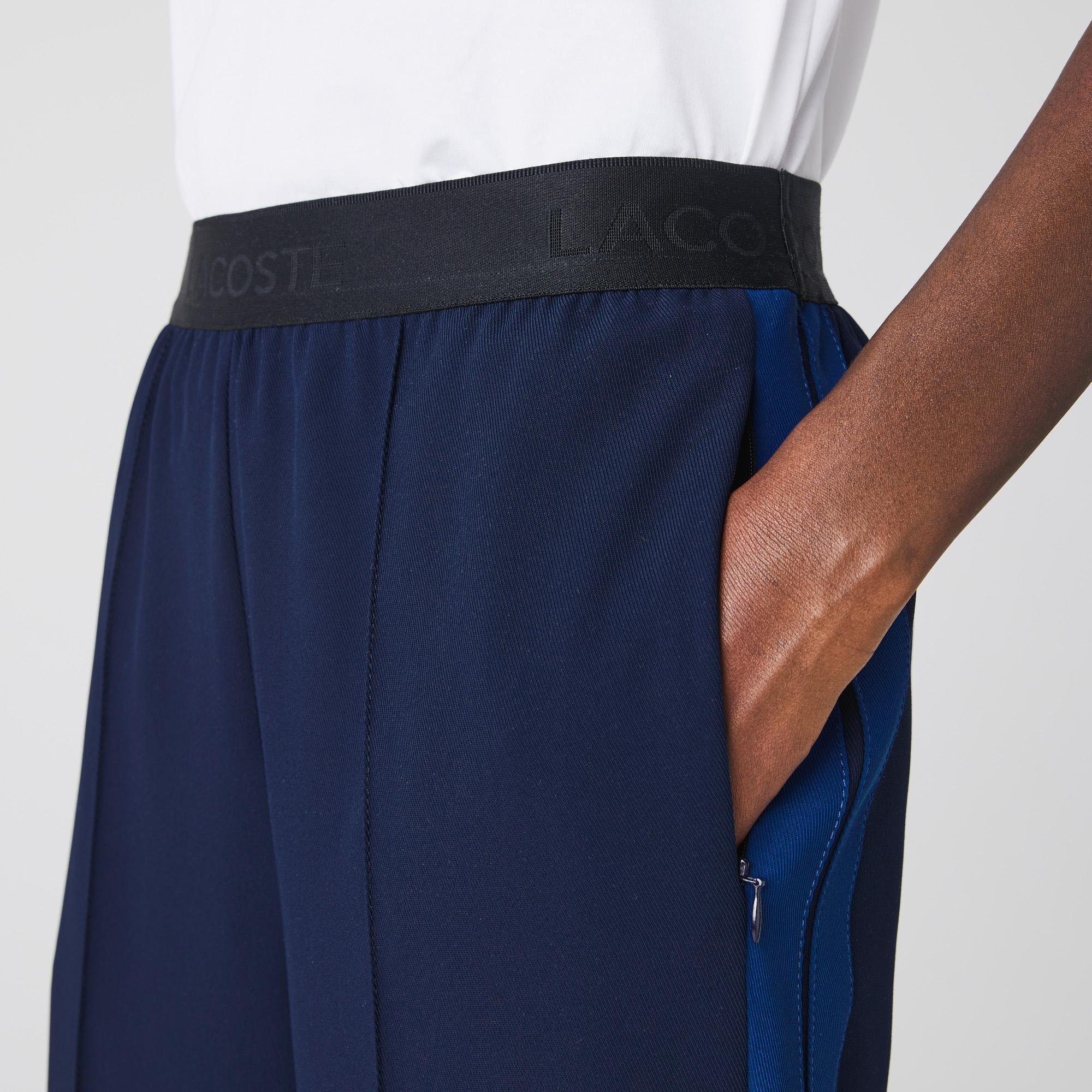Lacoste Women's Twill Flared Pants