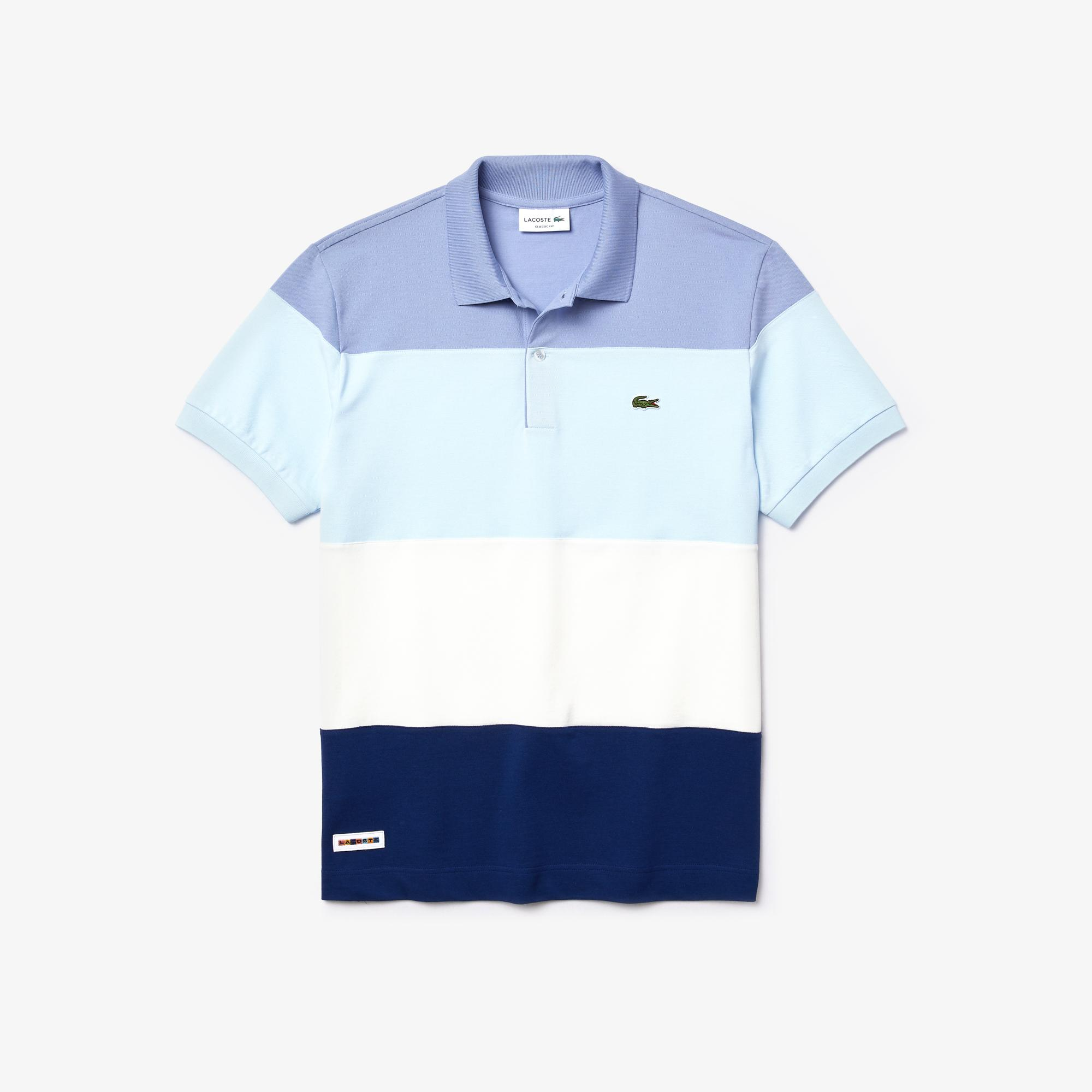Lacoste Men's Fresh And Light Cotton Piqué Classic Fit Polo