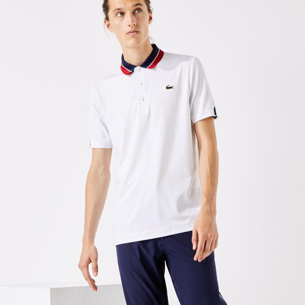 Lacoste Men's SPORT Breathable Golf Polo