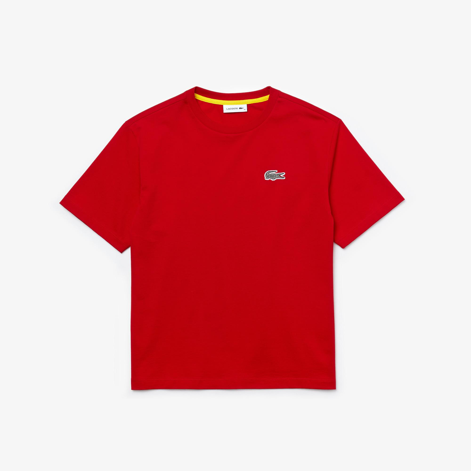 Lacoste Women's x National Geographic Cotton T-shirt